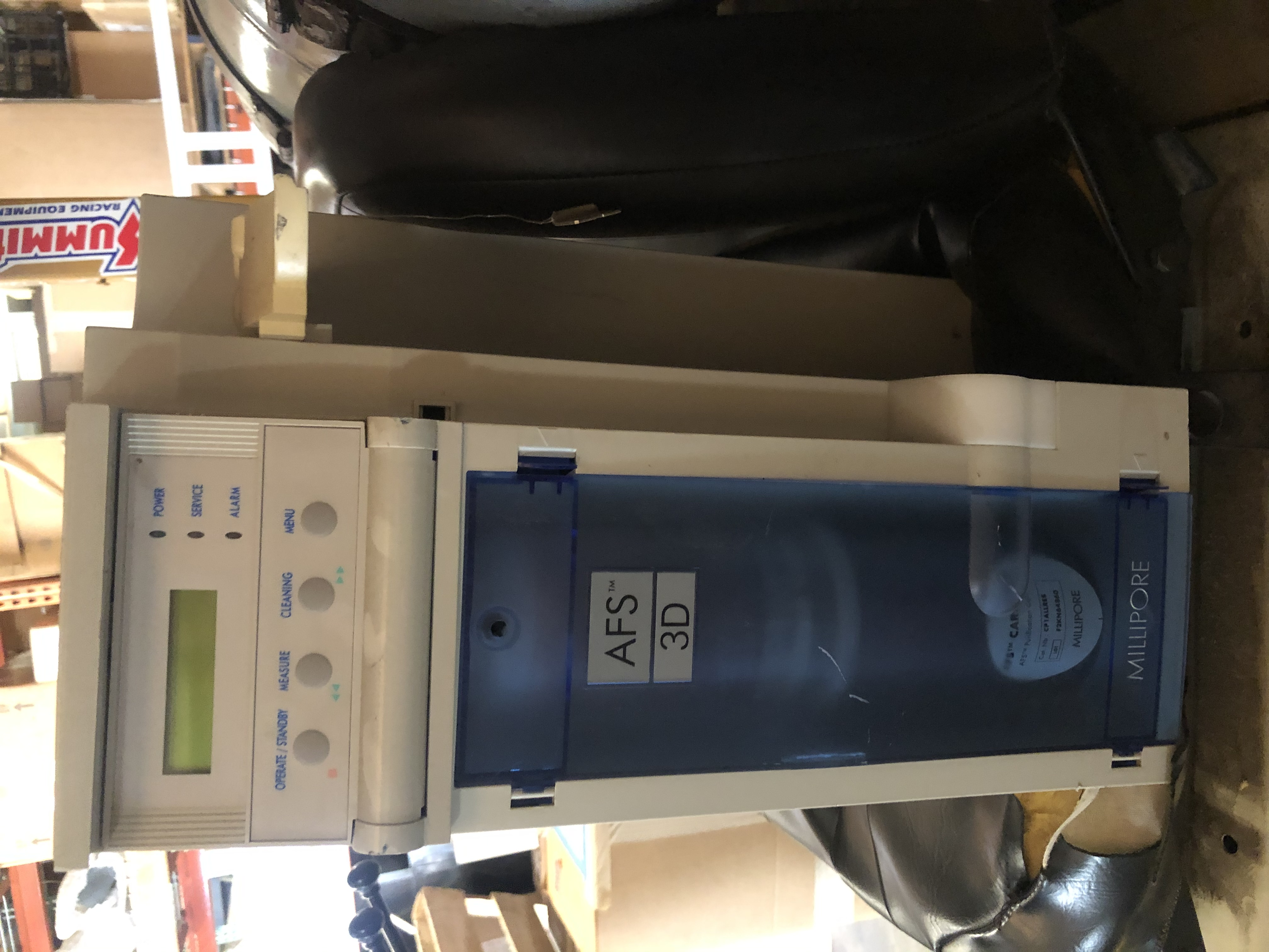 ZAFS6003D-USED  - Millipore AFS 3D WATER FILTRATION SYSTEM