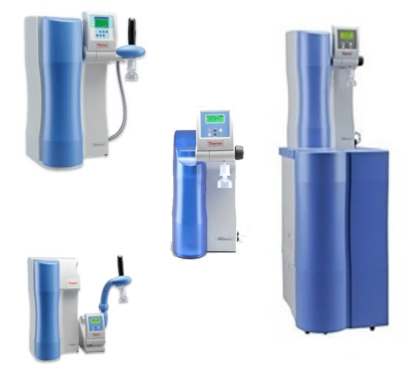 Laboratory Water Systems For Ultrapure Applications Uv