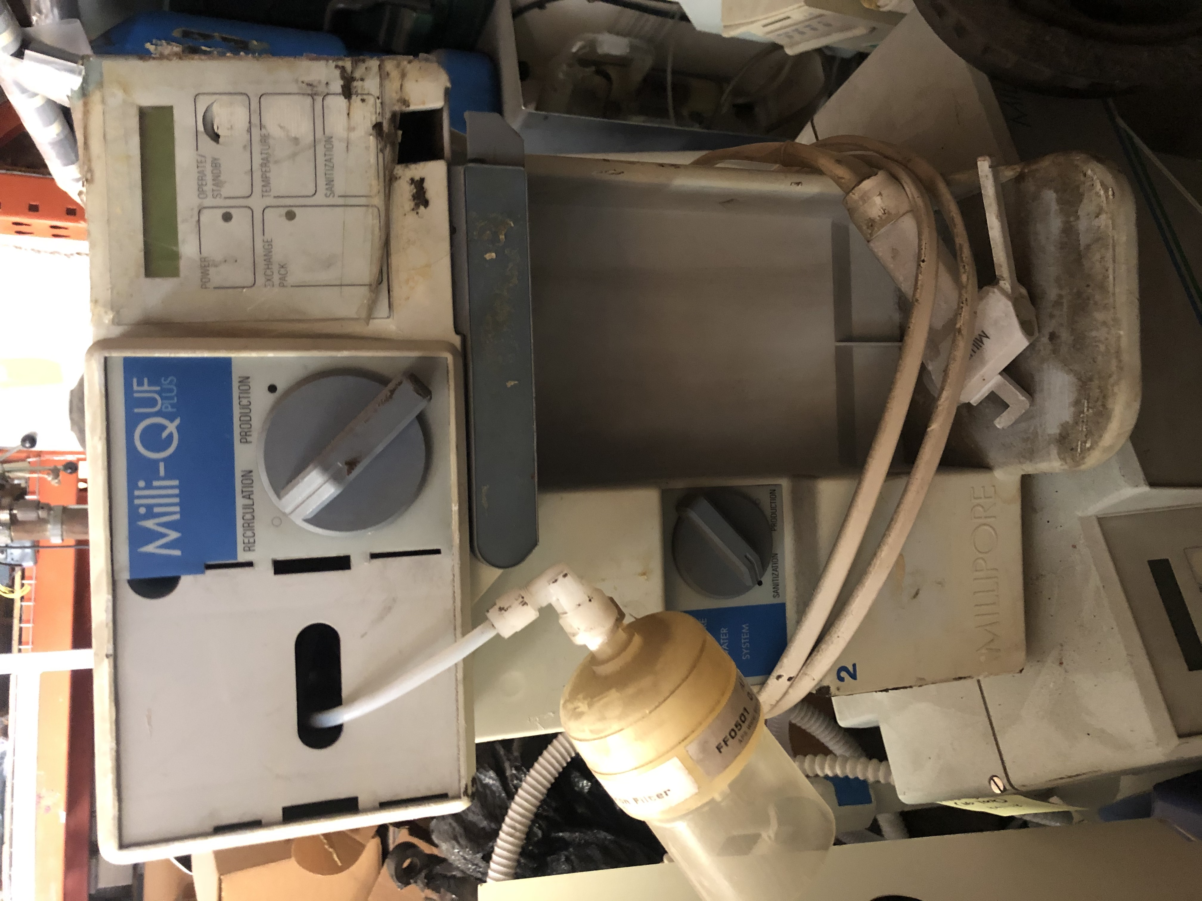 ZD5311595-USED  - Millipore Milli-Q UF Plus