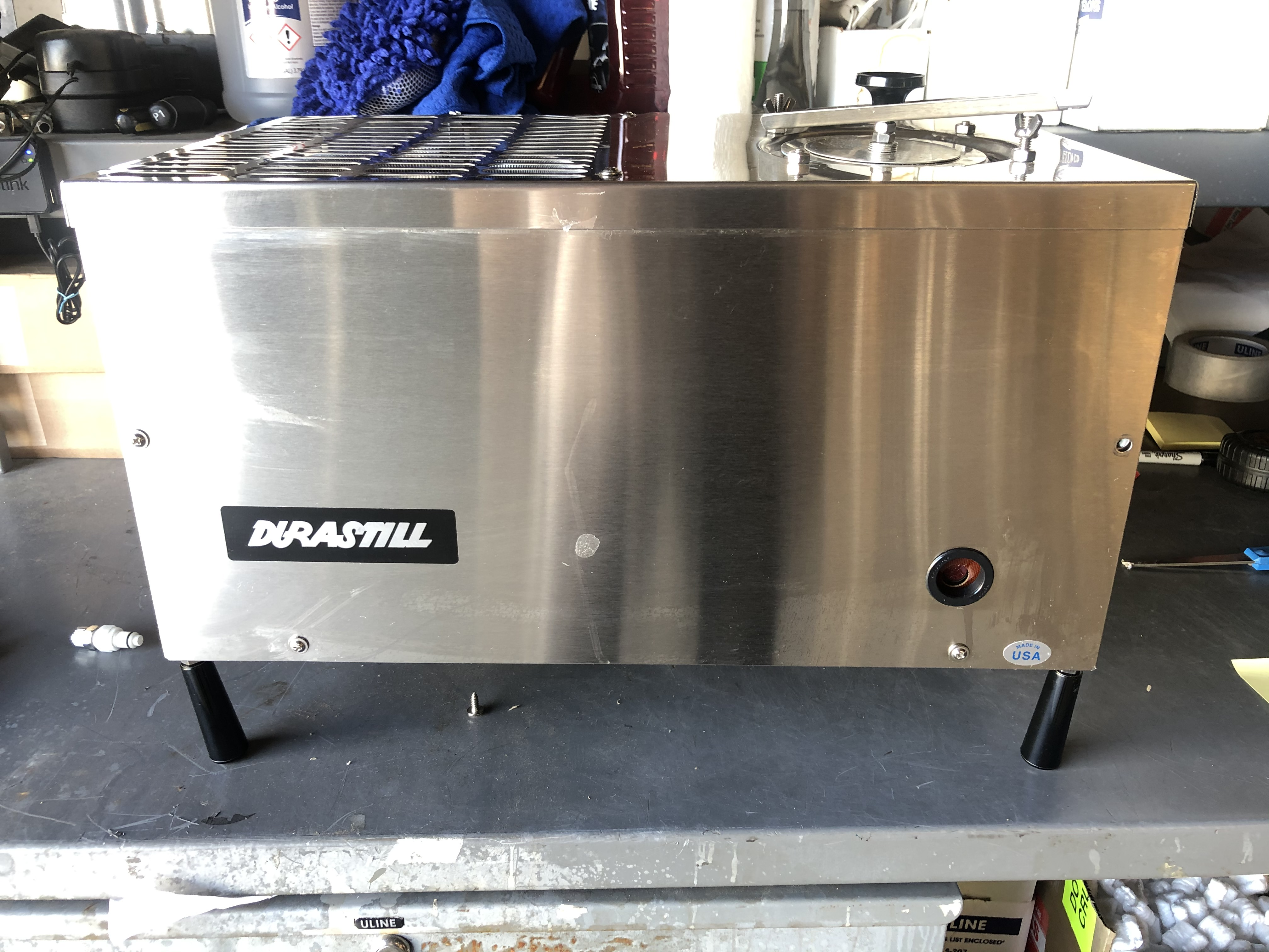 30J-J18-NEW/USED  - Durastill Distiller